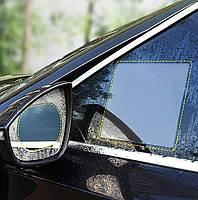Защитная Nano-пленка Антидождь для стекла, 20см*17,5см. Набор 2 шт в упаковке.