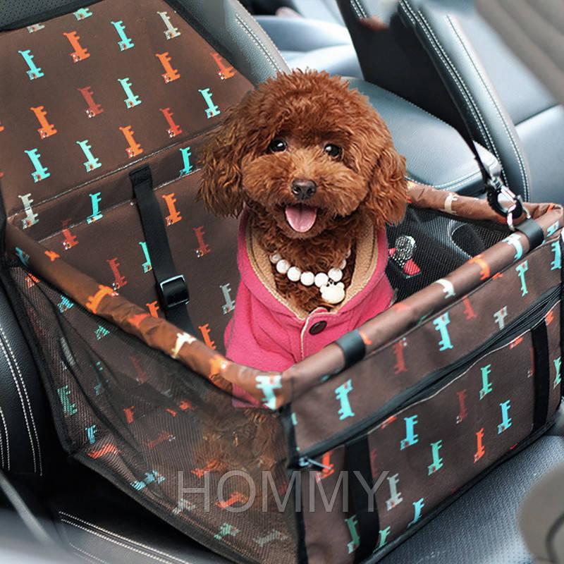Водонепроницаемое сиденье-сумка для перевозки животных