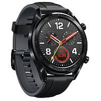 Смарт-часы Huawei Watch GT Black, фото 1