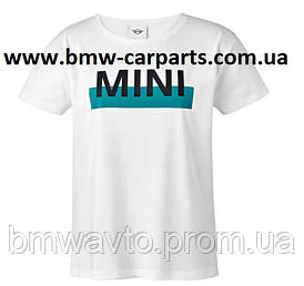 Женская футболка MINI T-Shirt Women's Wordmark Colour Block