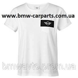 Женская футболка MINI T-Shirt Women's Wing Logo Cut-Out