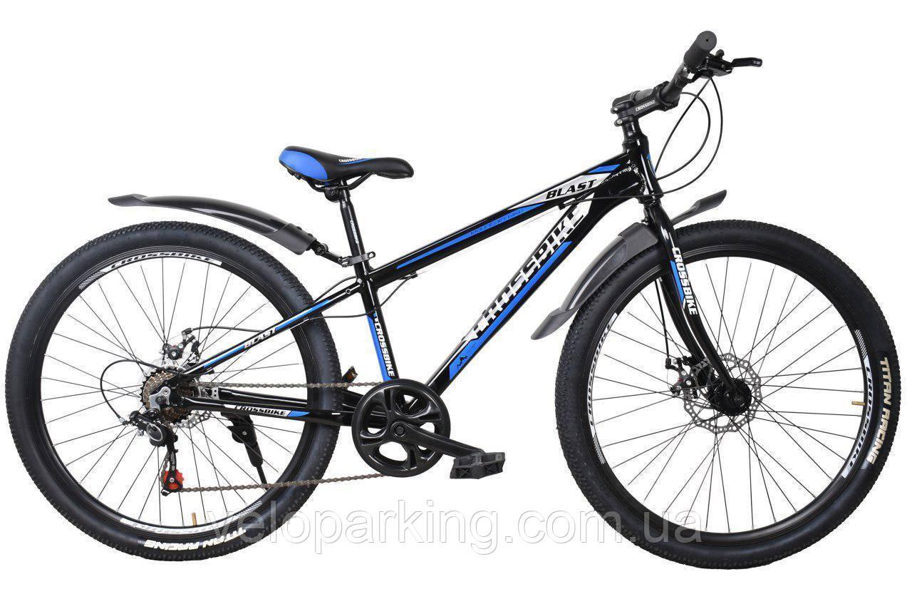 Горный подростковый велосипед Cross Blast 26 (2019) new
