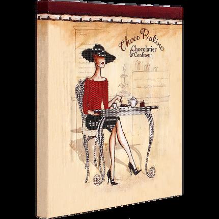 """Схема для вышивания бисером """"Choco Praline"""", фото 2"""