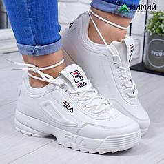 Кросівки жіночі Fila Disruptor 2 репліка