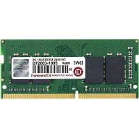 Модуль памяти для ноутбука SoDIMM DDR4 8GB 2400 MHz Transcend (JM2400HSB-8G)