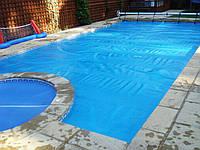 Солярная плёнка на бассейн