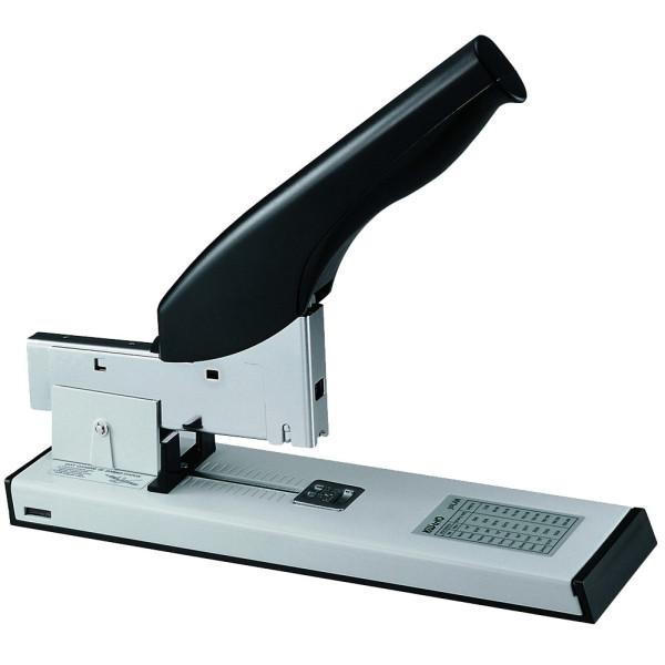 Степлер KW-Trio 50LAN степлирует до 210 листов с отступом до 70 мм.