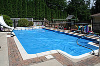 Энергосберегающая солярная пленка для бассейна