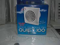 Вентилятор Вентс 100 Квайт ТН (алюминиевый материал)