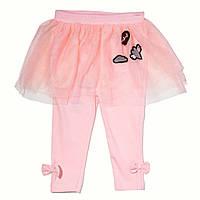 Юбка-лосины 2в1 для девочки 12-18 мес. (р. 86) ТМ Naf Naf Розовый NNRH0006-pink