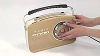 Ретро радиоприемник Camry CR 1130 Creem