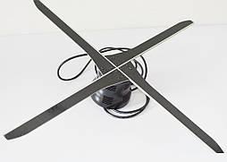 Голографический проектор, голографический вентилятор, 3d голограмма 60см 4 лопости