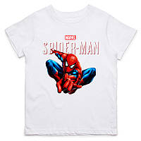 Футболка Детская Человек Паук (Spider Man)