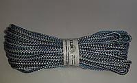 Шнур полипропиленовый вязаный с наполнителем Ø 6мм, длина 20 м., фото 1