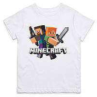 Футболка Детская Minecraft