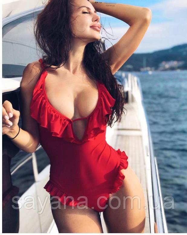 женский купальник
