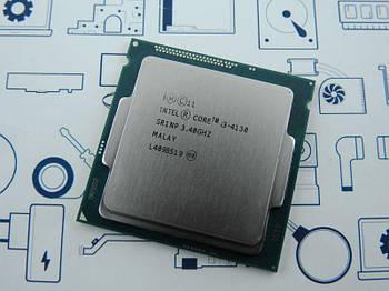 Процессор Intel i3-4130 3.40GHZ SR1NP 03T7829 Оригинал новый
