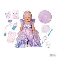 Интерактивная кукла Baby Born Принцесса фея Zapf 4001167820698