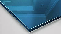 Стекло тонированное синее 4 мм
