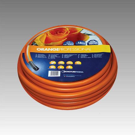 """Поливочный шланг Orange Professional 1/2"""" бухта 25 метров"""