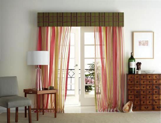 Выбираем шторы с умом. Купить шторы и гардины в Интернете.