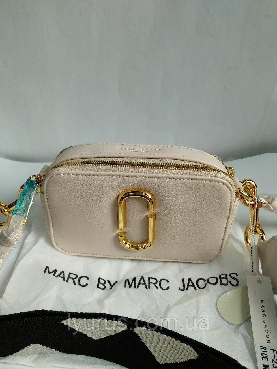 Сумка женская Marc Jacobs Logo Strap Snapshot