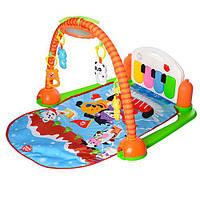 Детский коврик Metr+ HX9127-28-29A Разноцветный