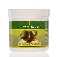 Крем для тела с оливковым маслом Krauteralm Германия 250 мл.