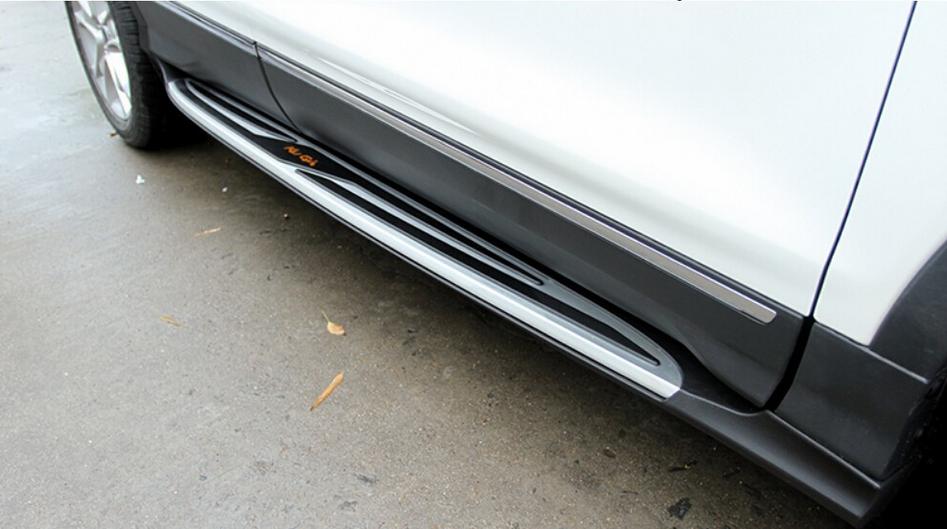 Пороги боковые Ford Kuga 2013-