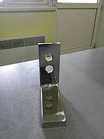 Комплект креплений к стеклу., фото 1