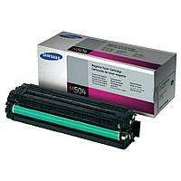 Заправка картриджа Samsung CLT-M504S magenta для принтера Samsung CLP-415N, CLP-415NW, CLX-4195N, CLX-4195FW