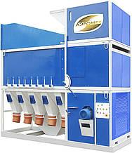 Очистка зерна - оригинальный сепаратор САД-100