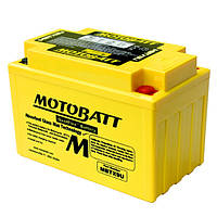 """Аккумулятор для мототехники 10 (А/ч) 12V AGM (160A) АКБ """"MOTOBATT"""" MBTX9U"""