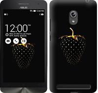 Чехол EndorPhone на Asus ZenFone 6 A600CG Черная клубника (3585u-143)