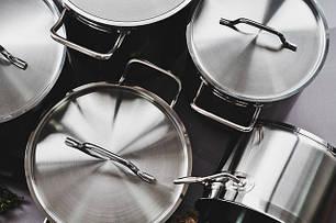 Крышки к сковородам и сотейникам
