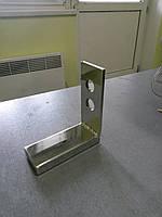 Ножки для крепления стекла металлические.