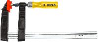 Струбцина 12A130 Topex тип F  120 x 1000 мм , фото 1