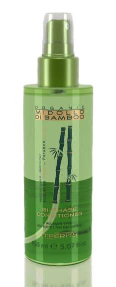 Двухфазный кондиционер для волос Imperity Organic Midollo Di Bamboo (150мл.)