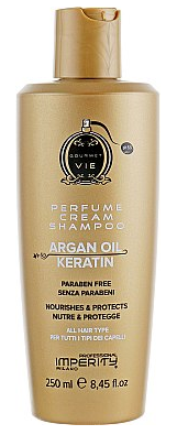 Крем-шампунь Imperity Gourmet Cream Shampoo La Vie Est Belle (250мл.)