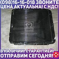 Радиатор водяного охлаждения КАМАЗ 54115 с повышенной теплоотдачей (4-х рядный ) (пр-во ШААЗ) Р54115-1301010