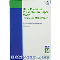 Фотобумага EPSON Ultra Premium A3+ S041719, КОД: 198096