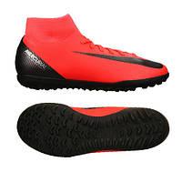 Футбольные сороконожки Nike SuperflyX 6 Club CR7 TF AJ3570-600