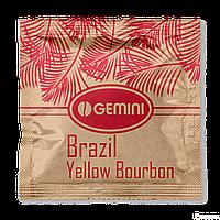 Кофе в монодозах Gemini Бразилия Желтый Бурбон 100 шт