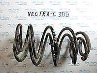 Пружына передняя опель Вектра С, opel Vectra C 3.0CDTI дизель