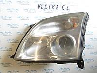 Фара левая Oпель Вектра С, Vectra C Xenon, фото 1
