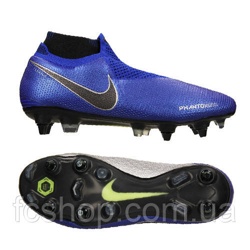 c869f6a6 Футбольные бутсы Nike Phantom Vision Elite DF SG-Pro AC AO3264-400 ...