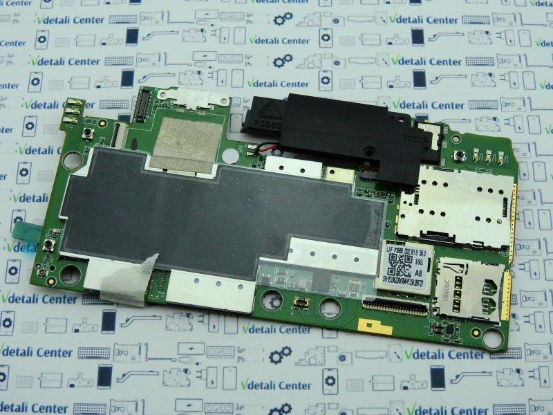 New. Материнская плата Lenovo A8-50 LTE 4G+16G 5B28C02775