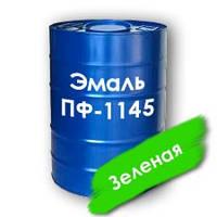 Эмаль ПФ-1145 повышенной атмосферостойкости (зеленая)