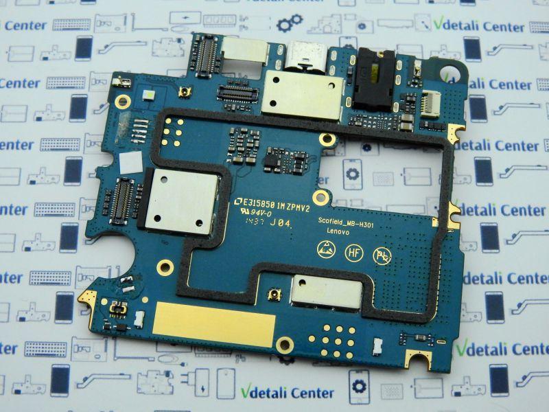 Материнская плата Lenovo S850 1\16Gb 5B29A6MYK4