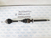 Піввісь права опель Зафіра Б, Opel Zafira B 1.9 CDTI 2.0 13245911, 13247218 №24